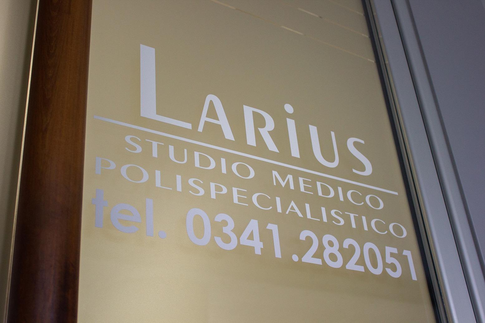 Insegna porta Studio Medico